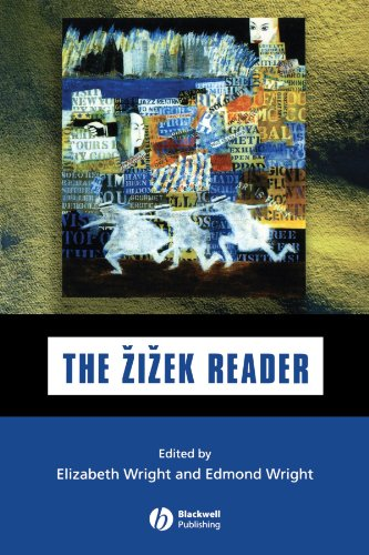 The Zizek Reader (Blackwell Readers) - Slavoj Zizek