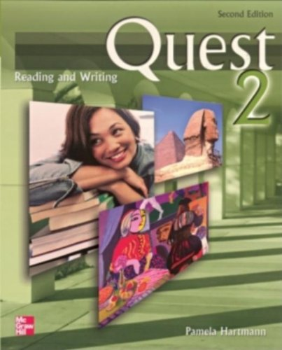 Quest 2 Reading and Writing Student Book, 2nd Edition - Pamela Hartmann
