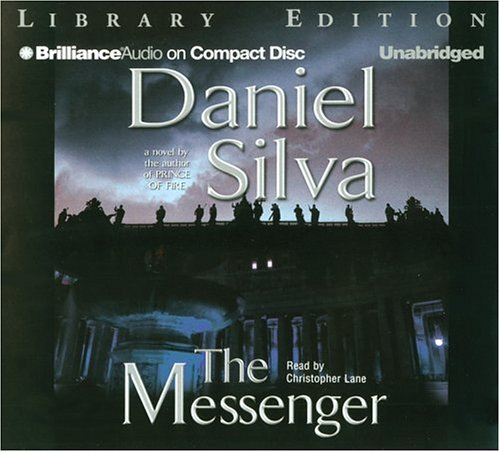 The Messenger (Gabriel Allon Series) - Daniel Silva