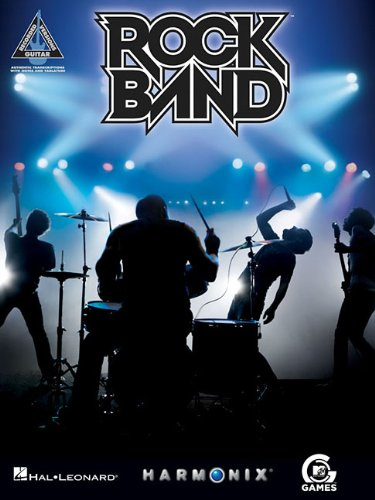 Rock Band (Guitar Recorded Versions) - Hal Leonard Corp.