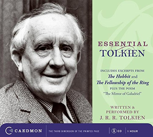 Essential Tolkien CD: The Hobbit and The Fellowship of the Ring - J. R. R. Tolkien