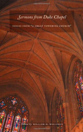 Sermons from Duke Chapel: Voices from
