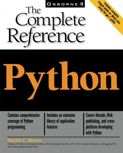 Python:  The Complete Reference - Martin C. Brown