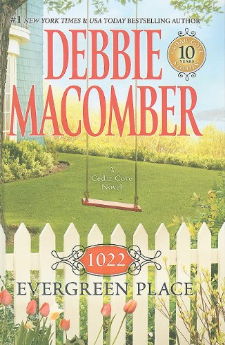 1022 Evergreen Place (Wheeler Large Print Book Series) - Debbie Macomber