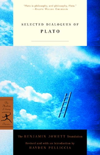 Selected Dialogues of Plato: The Benjamin Jowett Translation (Modern Library Classics) - Plato