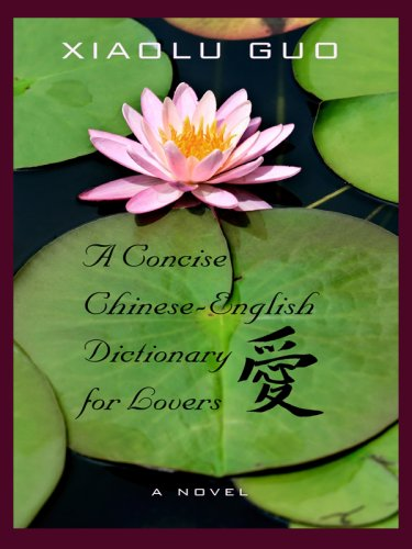 A Concise Chinese-English Dictionary for Lovers (Wheeler Hardcover) - Xiaolu Guo