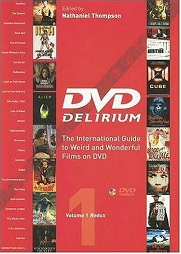DVD DELIRIUM VOL.1 REDUX - First Last