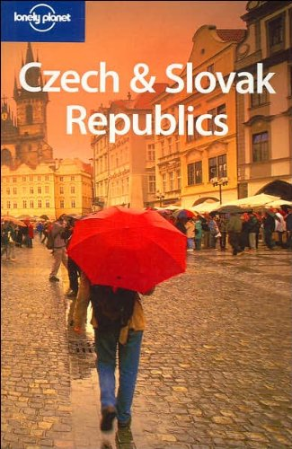 Lonely Planet Czech  &  Slovak Republics (Country Guide) - Lisa Dunford