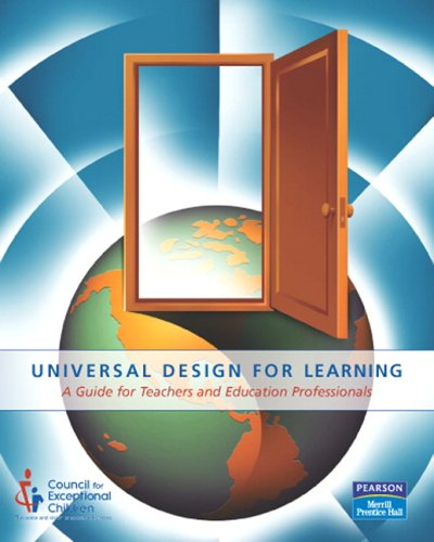 Universal Design for Learning - Council for Exceptional Children