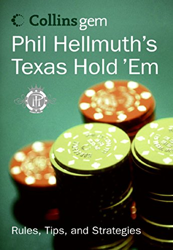 Phil Hellmuth's Texas Hold 'Em (Collins Gem) - Phil, Jr. Hellmuth