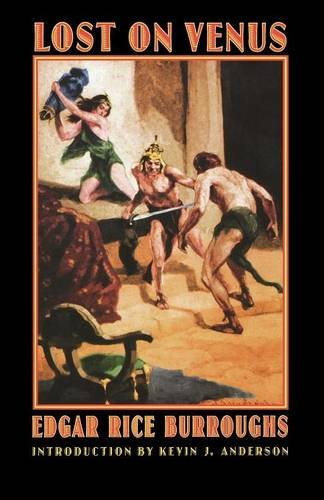 Lost on Venus (Bison Frontiers of Imagination) - Edgar Rice Burroughs