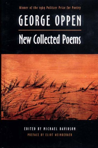 New Collected Poems - George Oppen