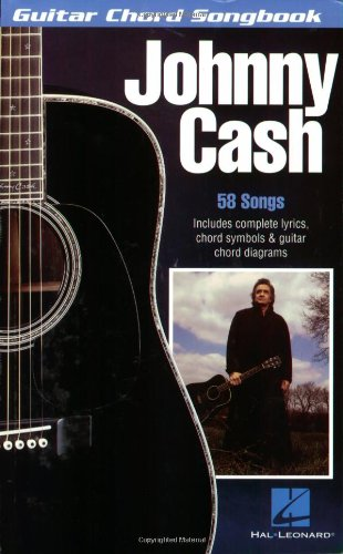 Johnny Cash (Guitar Chord Songbook) - Johnny Cash