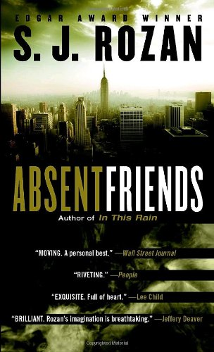 Absent Friends - S.J. Rozan