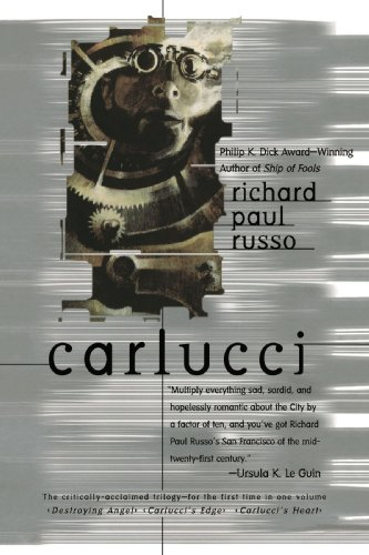 Carlucci 3-in1 - Richard Paul Russo