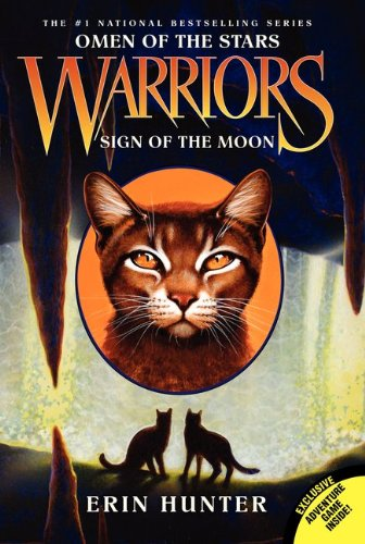 Warriors: Omen of the Stars #4: Sign of the Moon - Erin Hunter