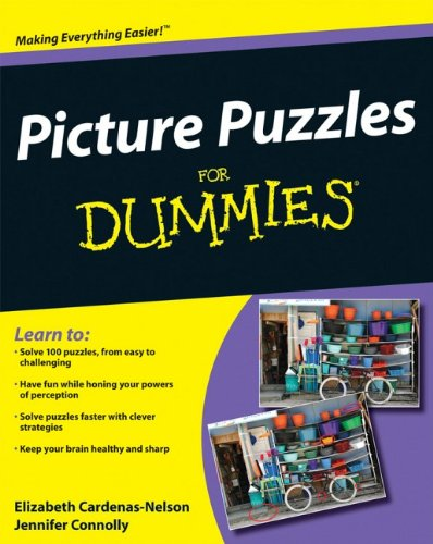 Picture Puzzles For Dummies - Elizabeth J. Cardenas-Nelson; Jennifer Connolly