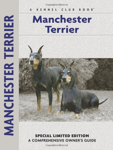 Manchester Terrier (Comprehensive Owner's Guide) - Muriel P. Lee