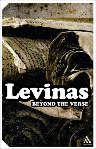 Beyond the Verse: Talmudic Readings and Lectures (Impacts) - Emmanuel Levinas