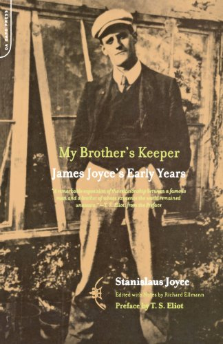 My Brother's Keeper: James Joyce's Early Years - Stanislaus Joyce; Richard Ellmann; T.S. Eliot