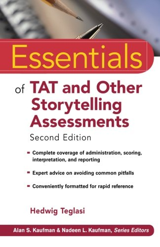 Essentials of TAT and Other Storytelling Assessments - Hedwig Teglasi