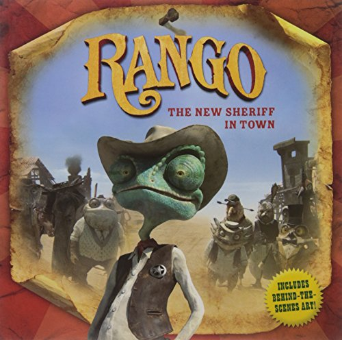 Rango: The New Sheriff in Town - Annie Auerbach