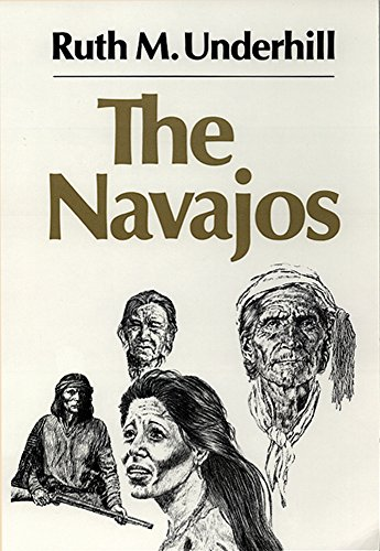 The Navajos (The Civilization of the American Indian Series) - Ruth M. Underhill