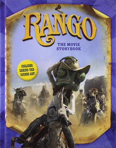 Rango: The Movie Storybook - Justine Fontes; Ron Fontes