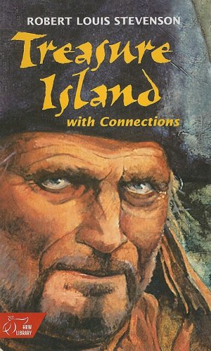 Treasure Island: with Connections (HRW Library) - Robert Louis Stevenson