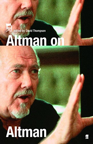Altman on Altman - David Thompson; Paul Thomas Anderson