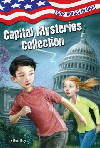 Capital Mysteries Collection (A Stepping Stone Book(TM)) - Ron Roy