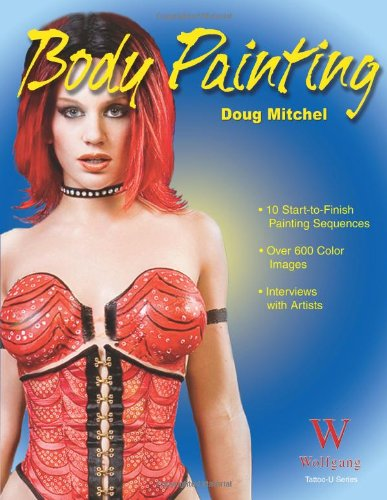 Body Painting - Doug Mitchel