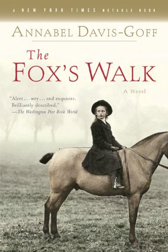 The Fox's Walk - Annabel Davis-Goff