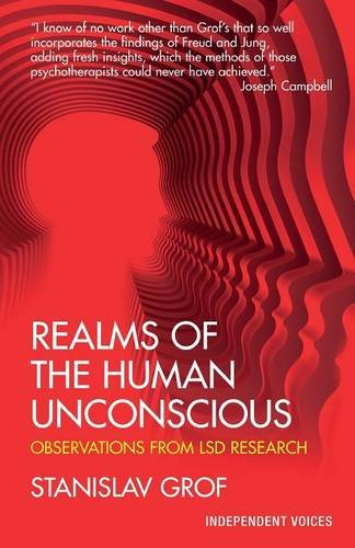 Realms of the Human Unconscious: Observations from LSD Research (Condor Books) - Stanislav Grof