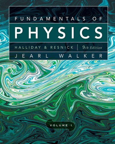 Fundamentals of Physics, Chapters 1-20 (Volume 1) - David Halliday; Robert Resnick; Jearl Walker