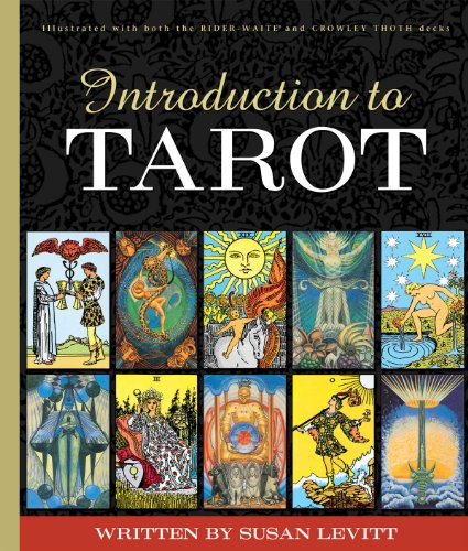 Introduction to Tarot - Susan Levitt