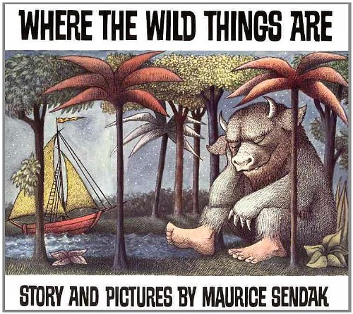 Where the Wild Things Are (Caldecott Collection) - Maurice Sendak