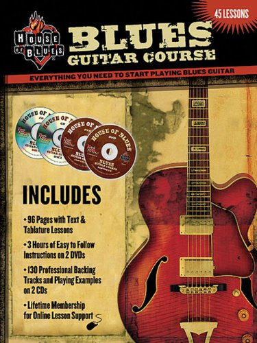 House Of Blues Presents: Blues Guitar Course - John McCarthy