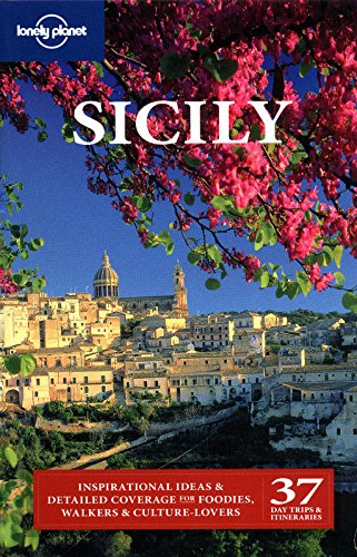 Lonely Planet Sicily (Regional Travel Guide) - Virginia Maxwell; Duncan Garwood