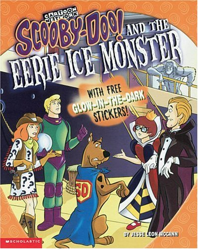 Scooby-Doo And The Eerie Ice Monster - Leon Jesse Mccann