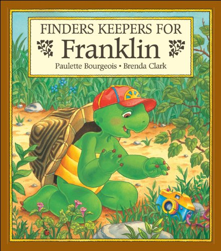Finders Keepers for Franklin - Paulette Bourgeois