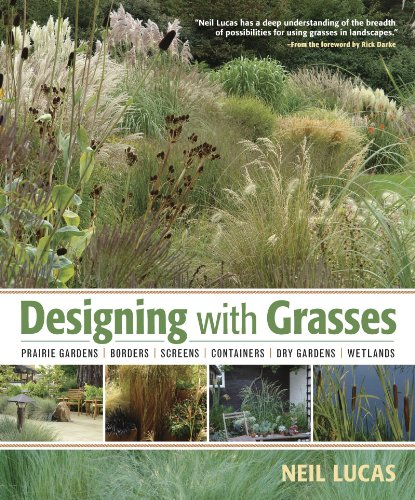 Designing with Grasses - Neil Lucas