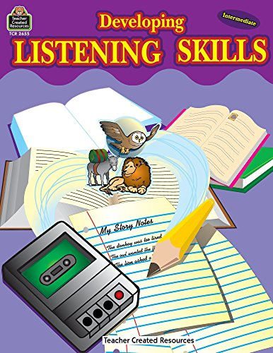 Developing Listening Skills  Intermediate - Debra J. Housel