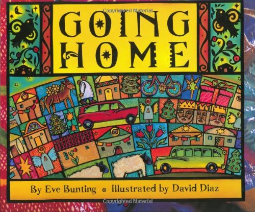 Going Home (Trophy Picture Books) - Eve Bunting