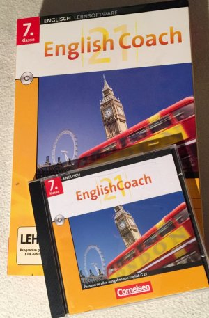 English G21 COACH A3 7.Klasse Software zum Buch