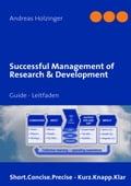 Successful Management of Research & Development - Andreas Holzinger