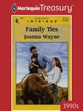 Family Ties - Joanna Wayne