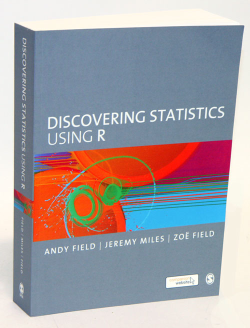 Discovering statistics using R. - Field, Andy, Jeremy Miles, and Zoe Field.