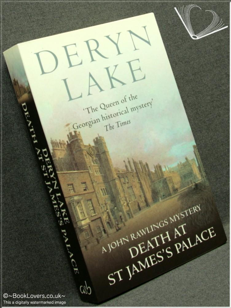 Death at St. James's Palace - Deryn Lake
