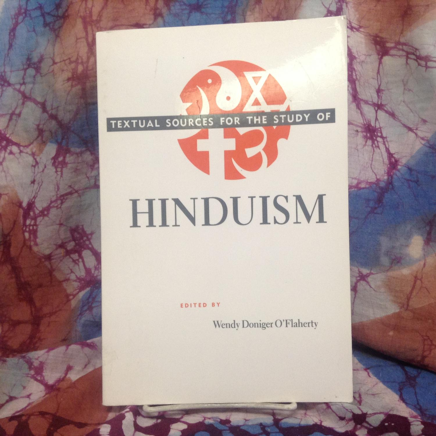 Textual Sources for the Study of Hinduism (Textual Sources for the Study of Religion) - O'Flaherty, Wendy Doniger